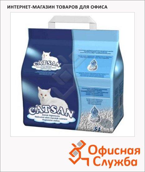 фото: Наполнитель для кошачьего туалета Catsan гигиенический 5л