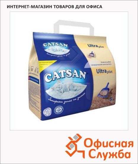 фото: Наполнитель для кошачьего туалета Catsan гигиенический ультра 5л