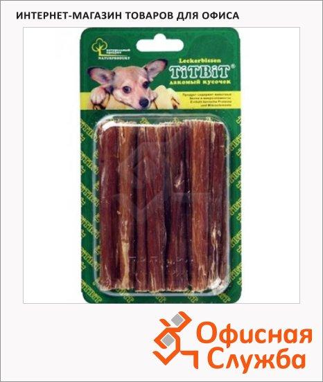 фото: Лакомство для собак Titbit кишки бараньи 76г
