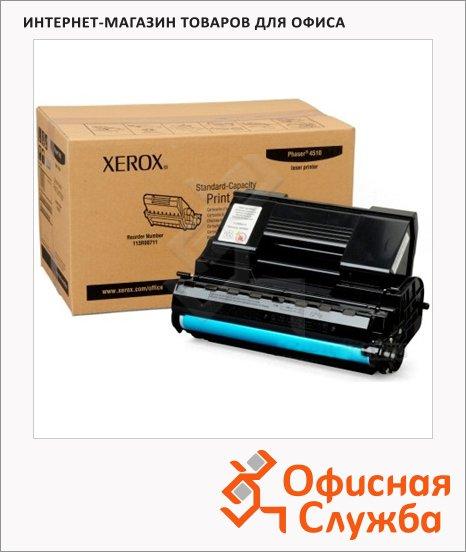 фото: Тонер-картридж Xerox 113R00712 черный повышенной емкости