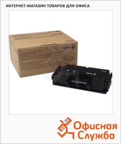 фото: Тонер-картридж Xerox 106R02310 черный