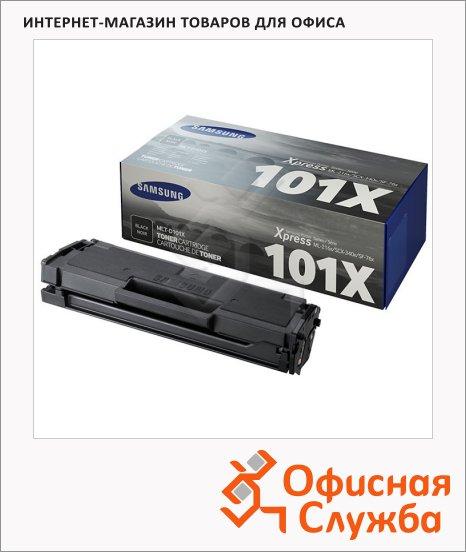 фото: Тонер-картридж Samsung MLT-D101X черный