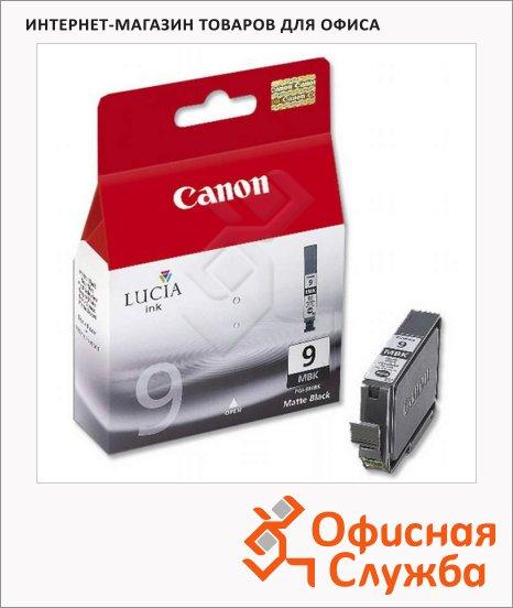 фото: Картридж струйный Canon PGI-9MBK черный матовый, (1033B001)