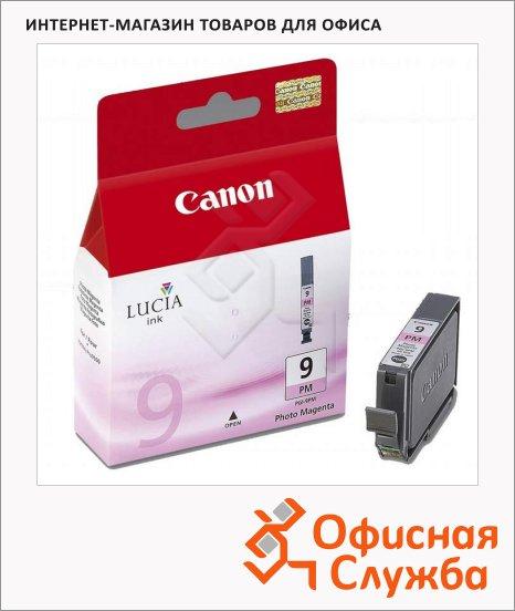 фото: Картридж струйный Canon PGI-9M пурпурный, (1039B001)