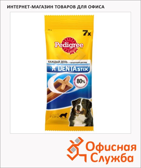 фото: Лакомство для собак Pedigree Denta Stix 180г