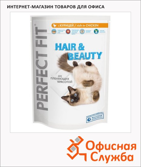 фото: Сухой корм для кошек Hair&Beauty