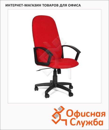 фото: Кресло руководителя 289 NEW SL крестовина пластик, красное