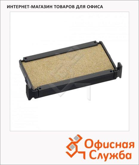 Сменная подушка прямоугольная Trodat для Trodat 4912/4952, неокрашенная, 6/4912
