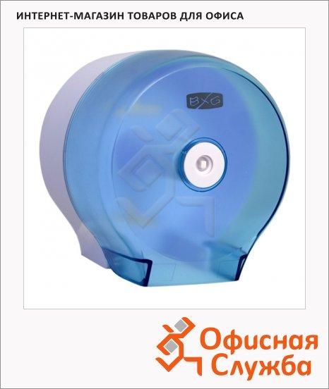 Диспенсер для туалетной бумаги в рулонах Bxg PD-8127С, пластик, для стандартных рулонов