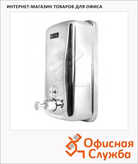фото: Диспенсер для мыла наливной Bxg Premium SD-H1 1000 хром, 1л