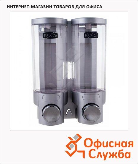 фото: Диспенсер для мыла наливной Bxg SD-2006C хром, 800мл (2х400)