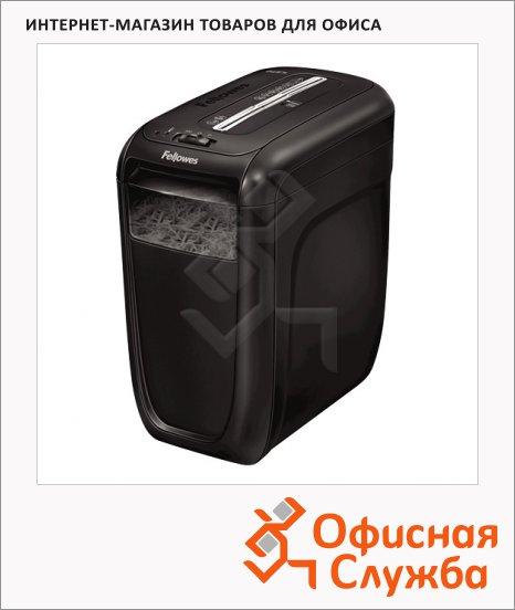 Персональный шредер Fellowes PowerShred® 60Cs, 10 листов, 22 литра, 3 уровень секретности