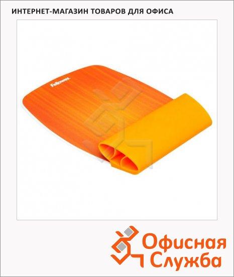 Коврик для мыши Fellowes I-Spire Апельсин, с силиконовой подкладкой