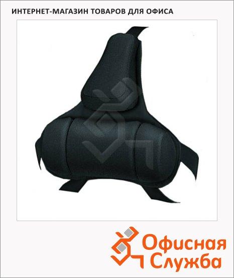 фото: Подушка для офисного кресла Ultimate 36.5х37.5х5.5см черная