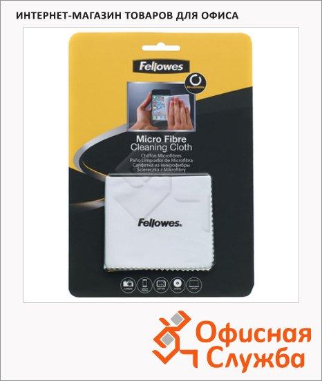 Салфетки чистящие для мониторов Fellowes 14.7 x 17.1см, FS-99745