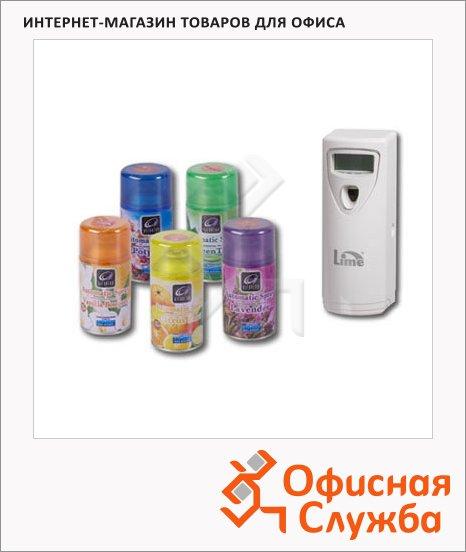 Запасной картридж для освежителя воздуха Lime AZ 1029 с ароматом мускуса, 0.3л, AZ 1029