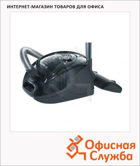 Пылесос с мешком Bosch BSG62185, 2100 Вт, черный