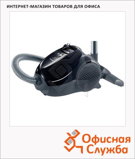 Пылесос с мешком Bosch BSN2100RU 2100 Вт, черный