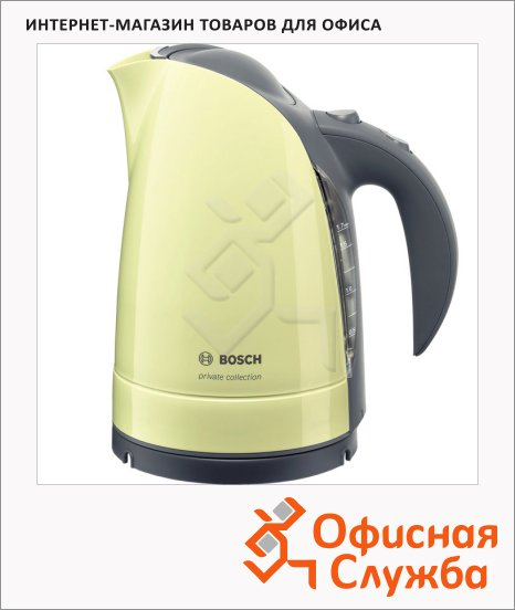 ������ ������������� Bosch Private collection TWK 6007V ���������, 1.7 �, 2400 ��