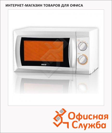 фото: Микроволновая печь Mystery MMW-1703 20 л 750 Вт, белая