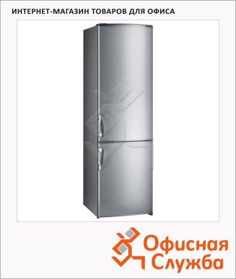 Холодильник двухкамерный Gorenje RK41200E 284 л, серый, 54x60x179.5 см