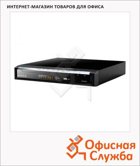 фото: DVD-плеер DVS-055XK черный USB
