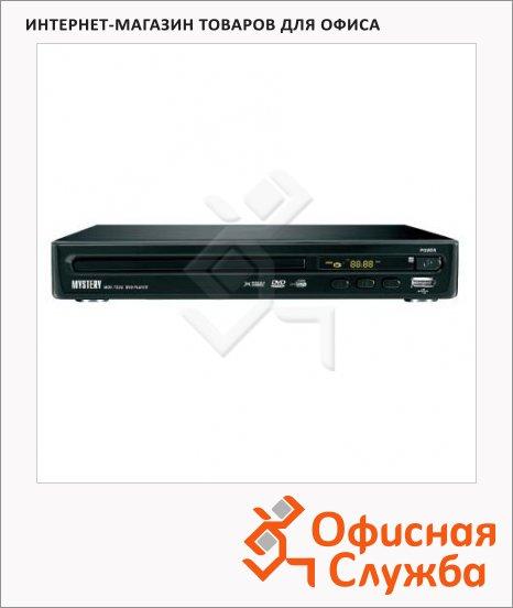 фото: DVD-плеер MDV-732U черный USB Type A