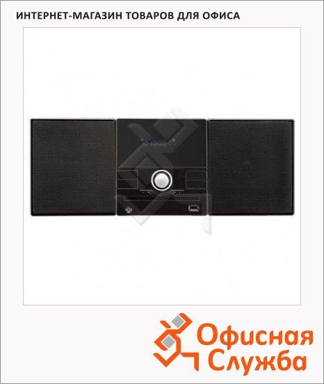 фото: Микросистема DVD MMK-710U черный CD/DVD/CD-R/CD-RW/DVD-R/DVD-RW