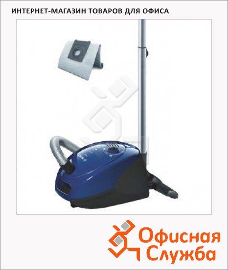 Пылесос с мешком Bosch BSG61800RU 1800 Вт, синий