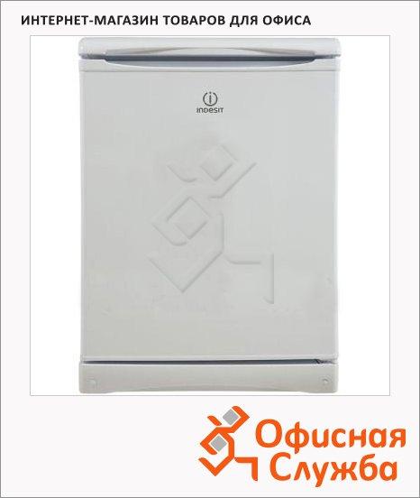 фото: Мини-холодильник Indesit TT 85.001-WT 108л белый, 60x62x85см