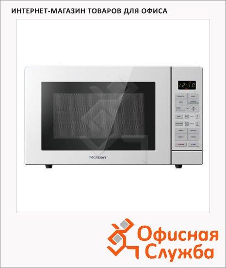Микроволновая печь Rolsen MG1770SH grill 17 л, 800 Вт, белая
