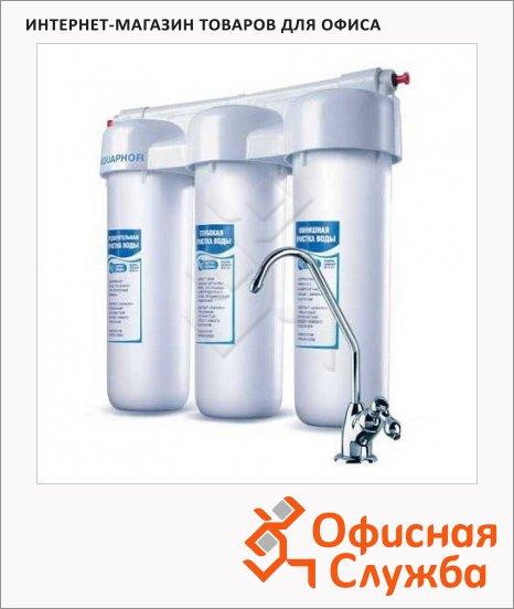 Водоочиститель Аквафор Трио Норма умягчающий, 1.5 л/мин, 4000 литров