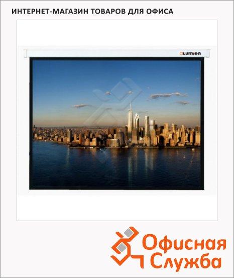 фото: Экран для проектора настенный Lumien Master Picture LMP-100112 229х305см