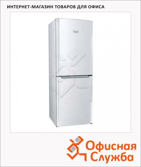 фото: Холодильник двухкамерный HBM 1161.2 Х 1161.2 278 л, 60х167х67 см, белый