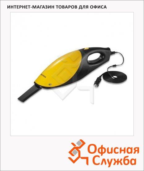 фото: Пылесос с контейнером VCH136DY 60 Вт желтый