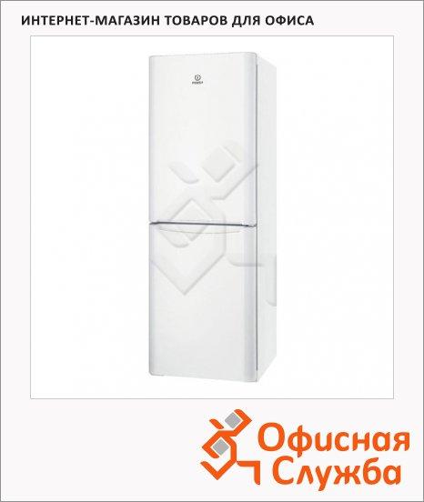 Холодильник двухкамерный Indesit BIA 15 263л, белый, 60x66x150см