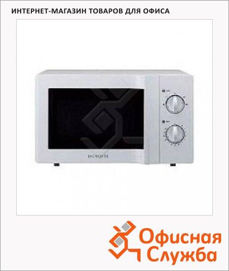 фото: Микроволновая печь Daewoo KOR-6L65 20 л 800 Вт, белая