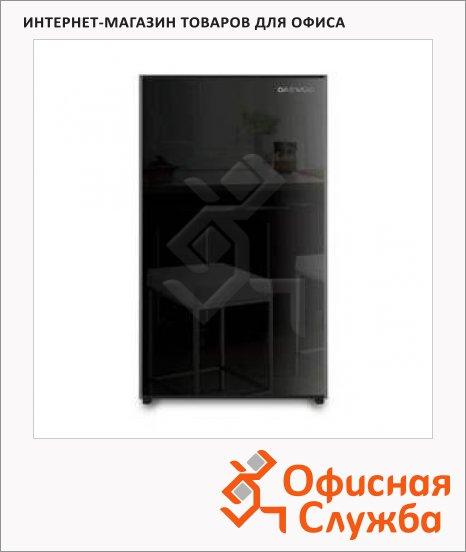 фото: Мини-холодильник Daewoo FN-15B2B 120л черный, 49.3x54.5x88