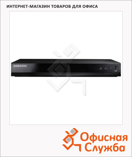 фото: DVD-плеер DVD-E360 черный USB Type A