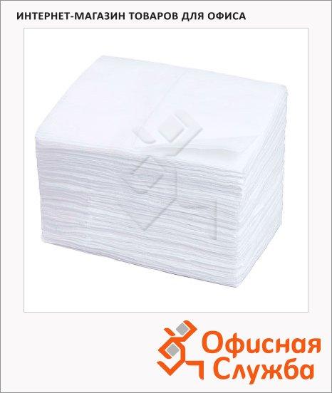 фото: Туалетная бумага листовая листовая белая, V укладка, 250 листов, 2 слоя, 250890