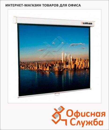 фото: Экран для проектора настенный 300х203см