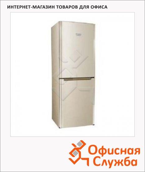 Холодильник двухкамерный Hotpoint-Ariston HBM 1161.2 CR, 278 л, 60х167х67 см, бежевый