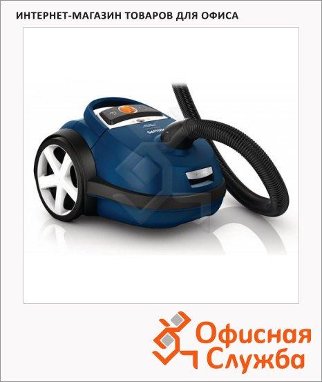 фото: Пылесос с мешком Philips FC9150 2000 Вт синий