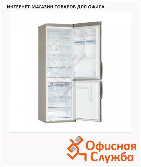 фото: Холодильник двухкамерный GA-B409SAQA 312 л серебристый, 59.5x64.3x190.7 см