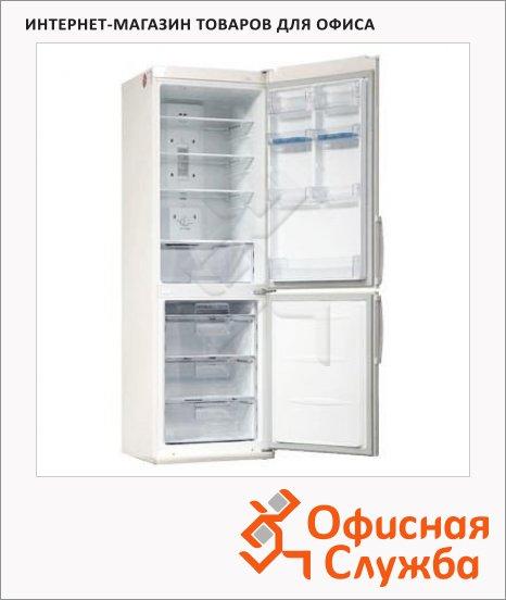 фото: Холодильник двухкамерный GA-B409SVQA 312 л белый, 59.5x64.3x190.7 см
