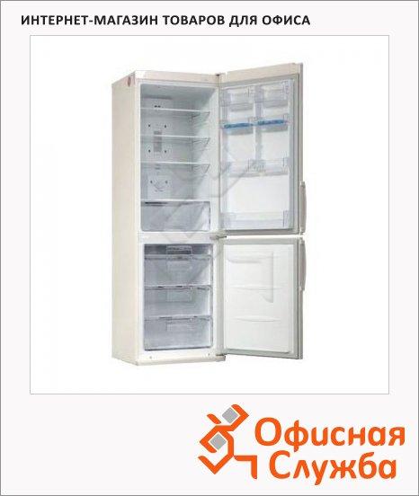 фото: Холодильник двухкамерный GA-B409SEQA 312 л бежевый, 59.5x64.3x190.7 см