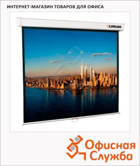 фото: Экран для проектора настенный Lumien 191х300см