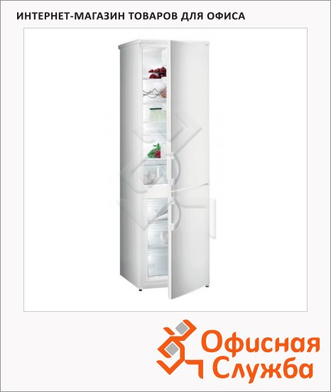 фото: Холодильник двухкамерный RC4180AW 272 л белый, 54x60x179.1см