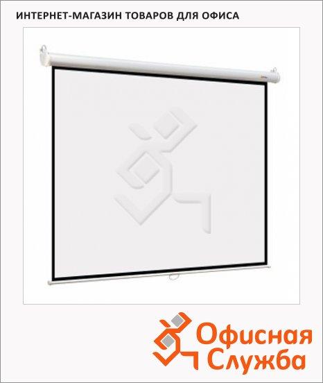 Экран для проектора настенный Digis Optimal-B 180х240см, ручной