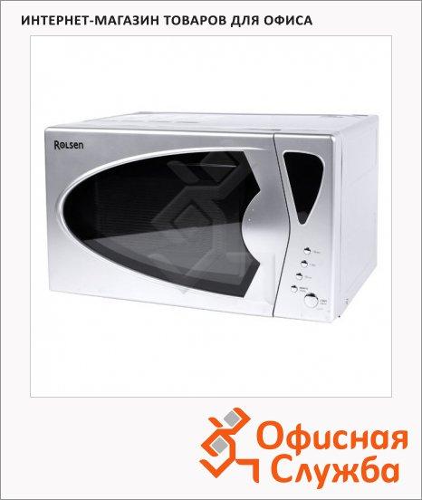 фото: Микроволновая печь MG2080SA 20 л 700 Вт, белая